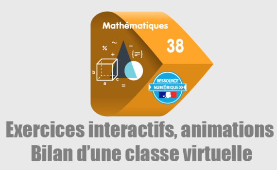 DANE Nancy-Metz brne maths 3ème classe virtuelle ressources