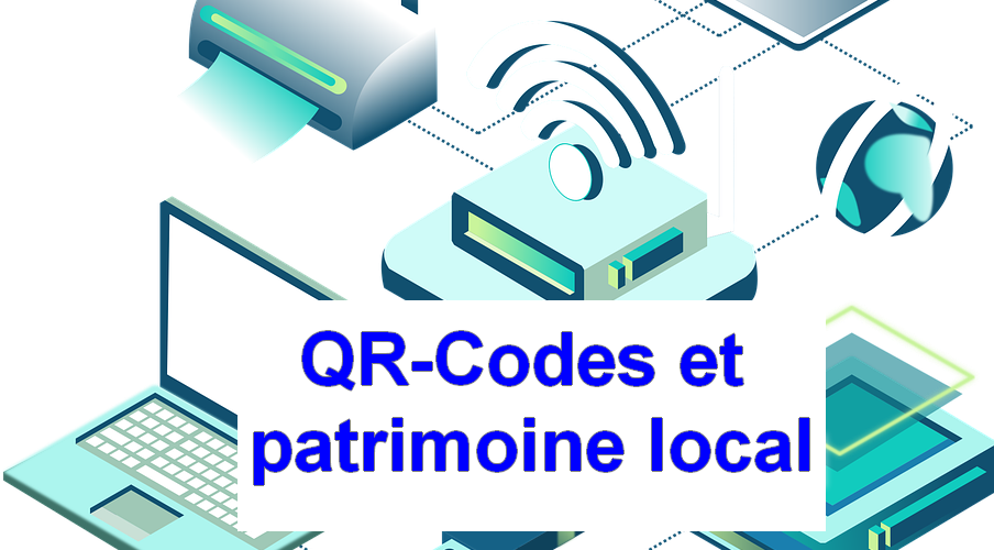 DANE Nancy-Metz QR-Codes et patrimoine local