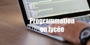 programmation au lycée DANE Nancy-Metz programmation